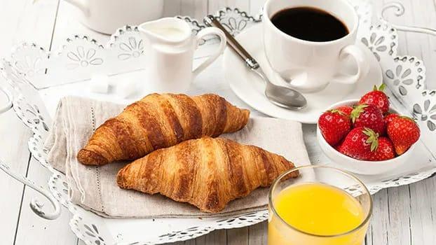 La colazione di B&B LUXURY ITALIAN HOUSE