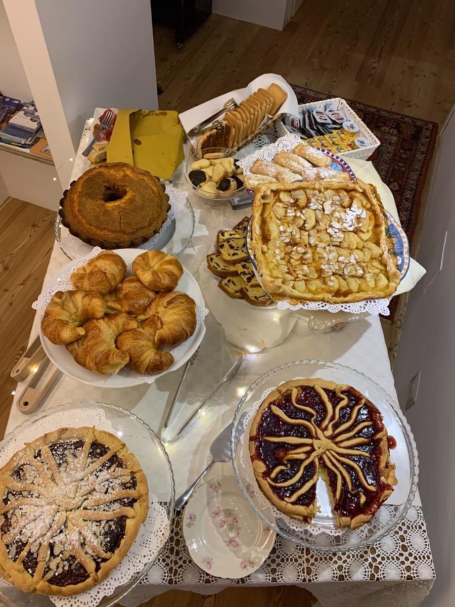 La colazione di BIO&B ITALYKE