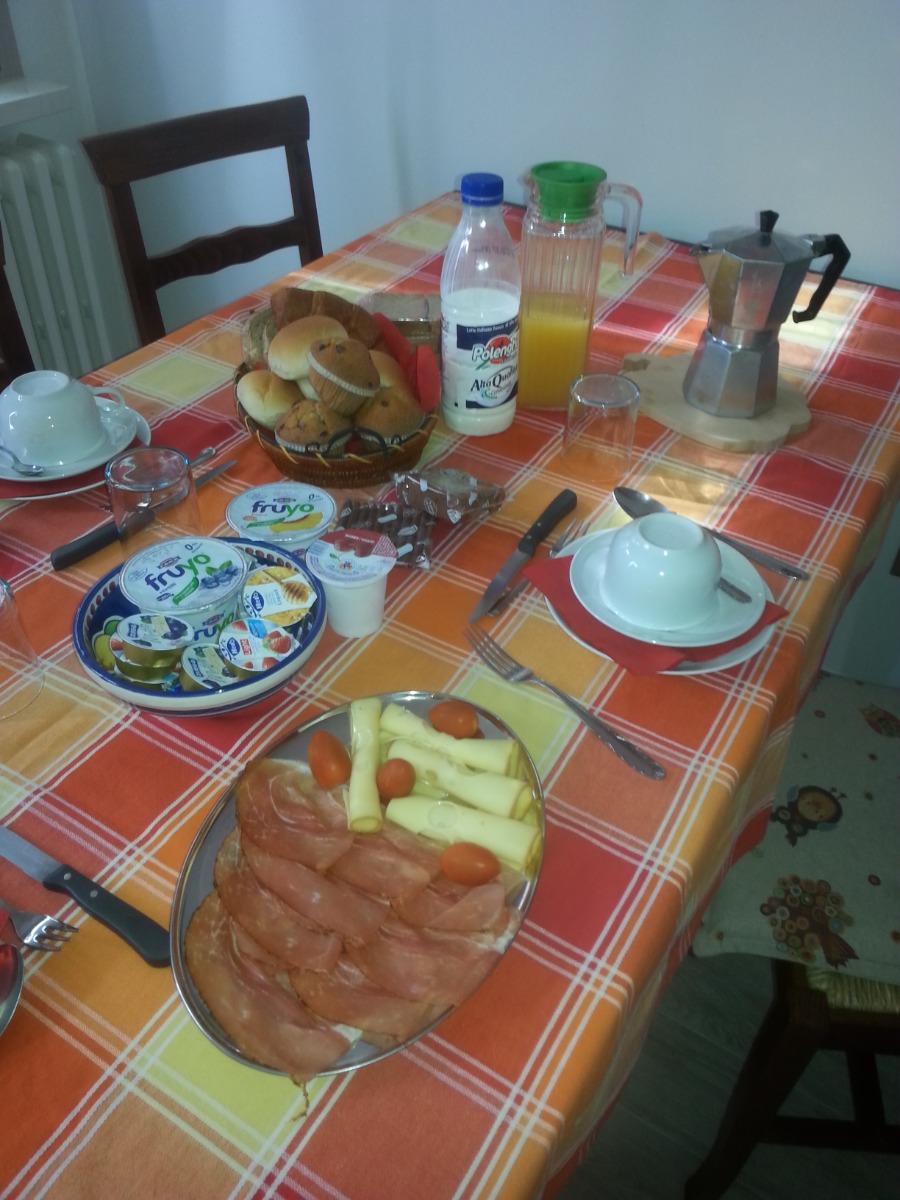 La colazione di CASA COBELLI