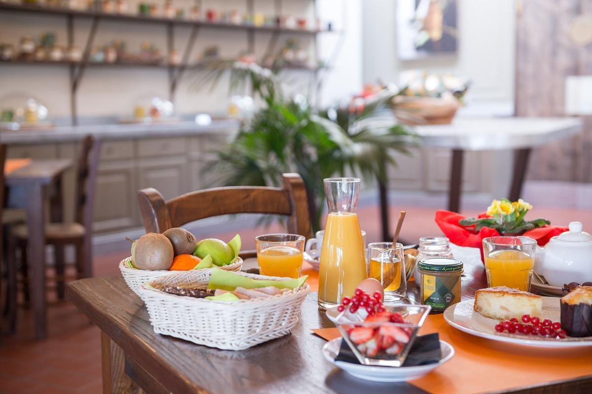 La colazione di TENUTA IL CICALINO