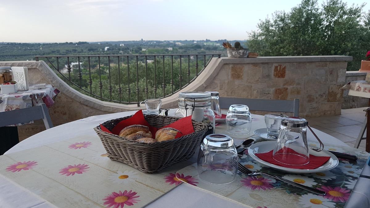 La colazione di LICHIANTIDDE HOME&BREKFAST