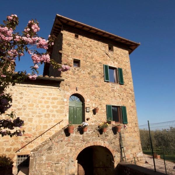 torre appartamento con vista