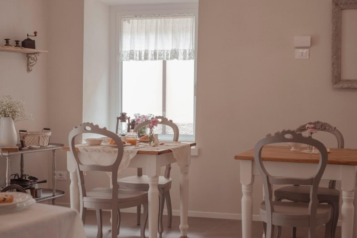 La colazione di IL CANTUCCIO SUL GARDA