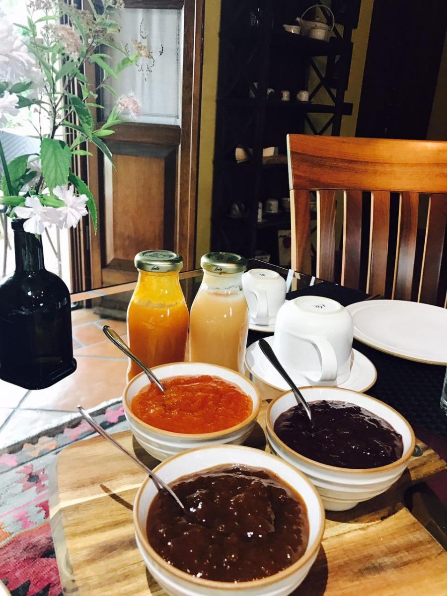 La colazione di B&B IL MARTIN PESCATORE