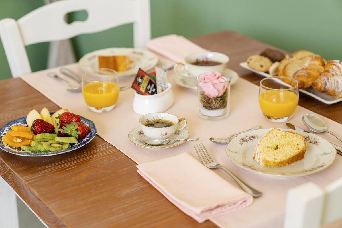La colazione di IL PALMENTO