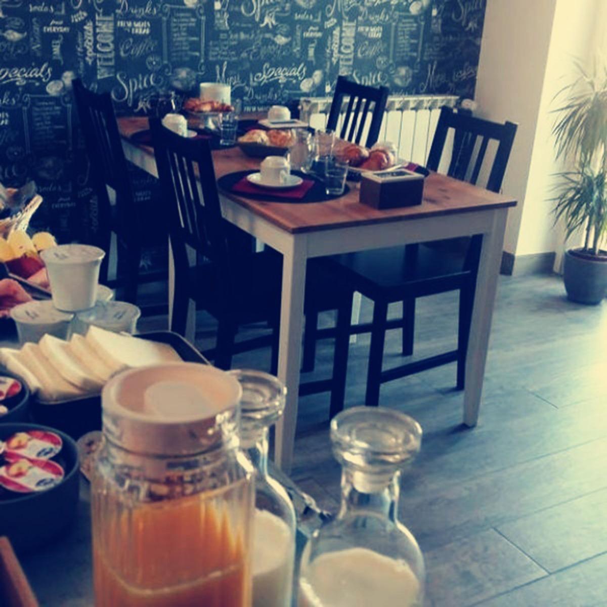 La colazione di IL PICCOLO B&B