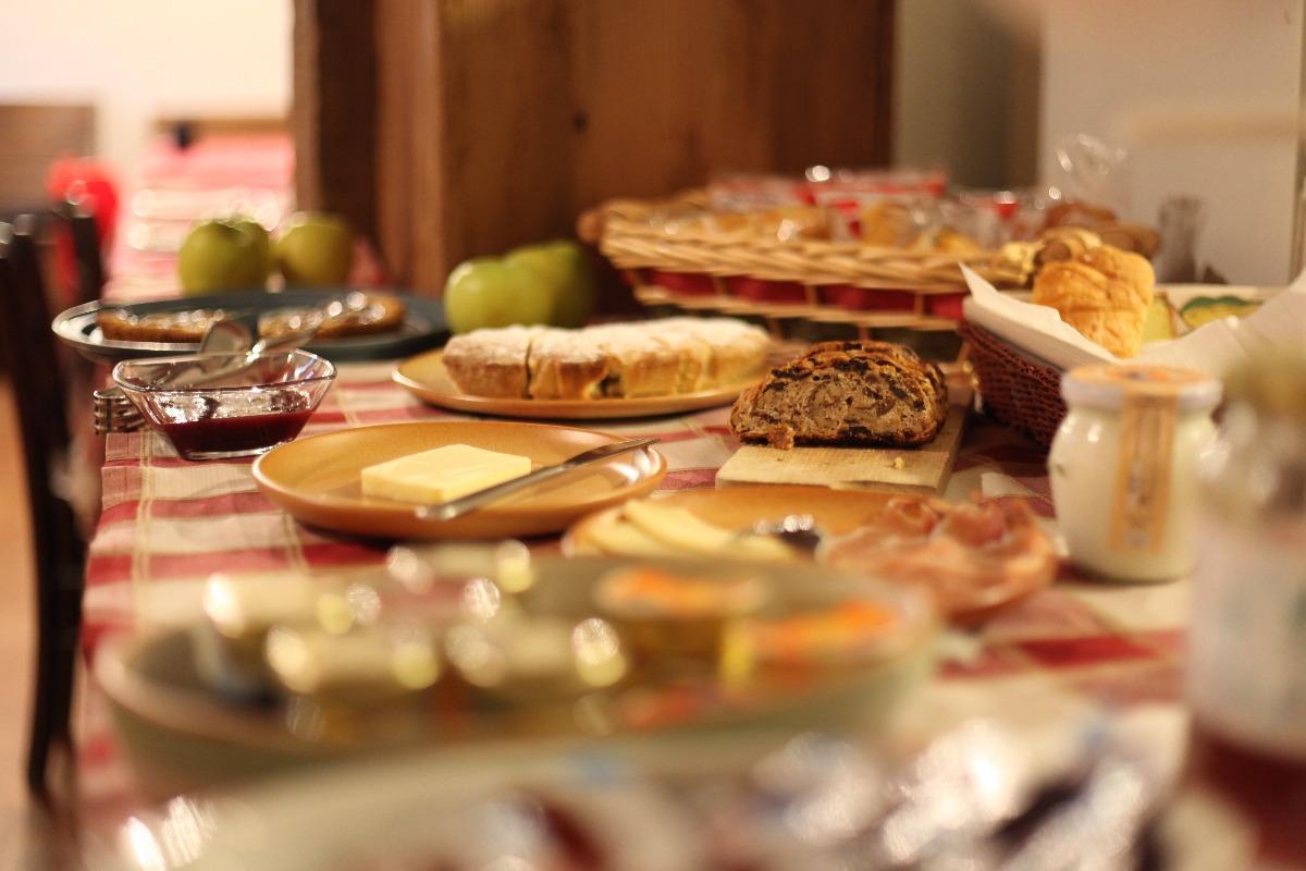 La colazione di CA' MURADA