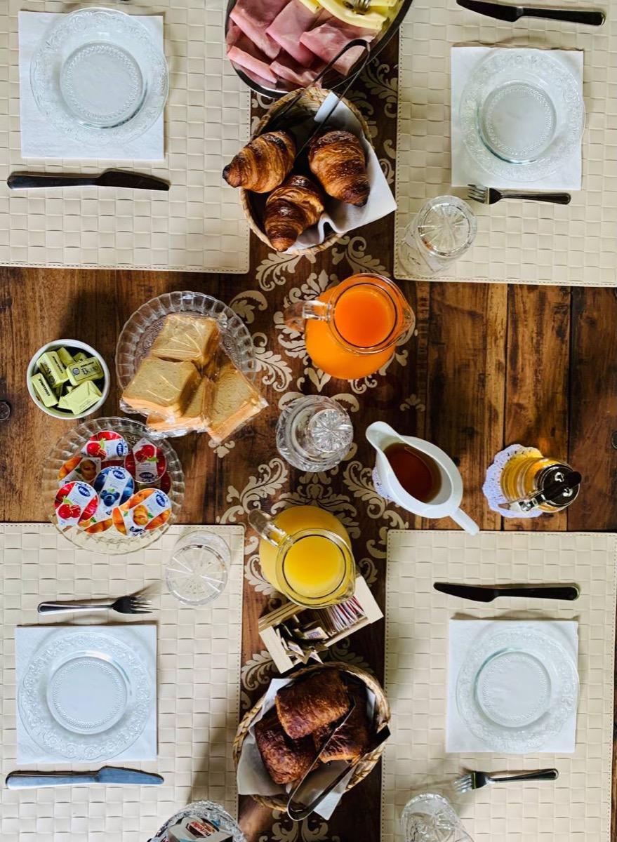 La colazione di CASA PENELOPE