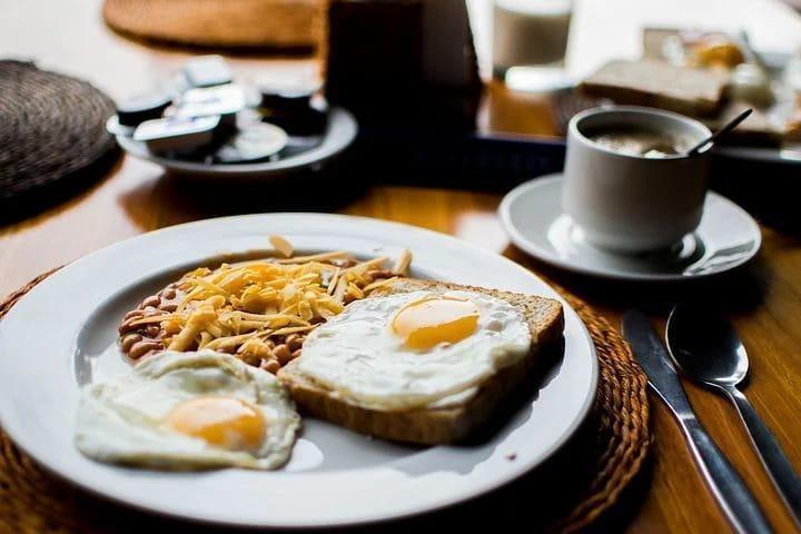 La colazione di HOTEL ERMETI