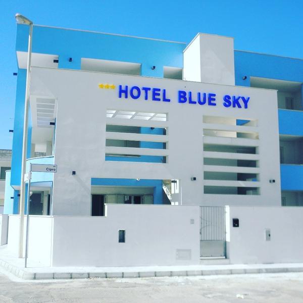 hotel blue sky - camere e alloggi