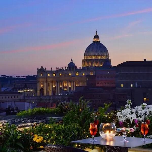 vatican secret rooms
