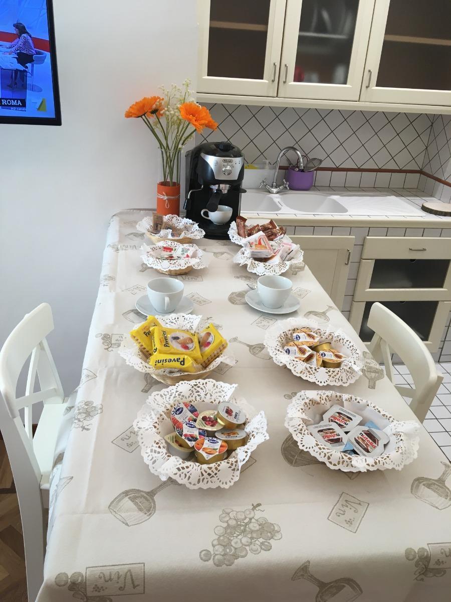 La colazione di SOGGIORNO FIORENTINO