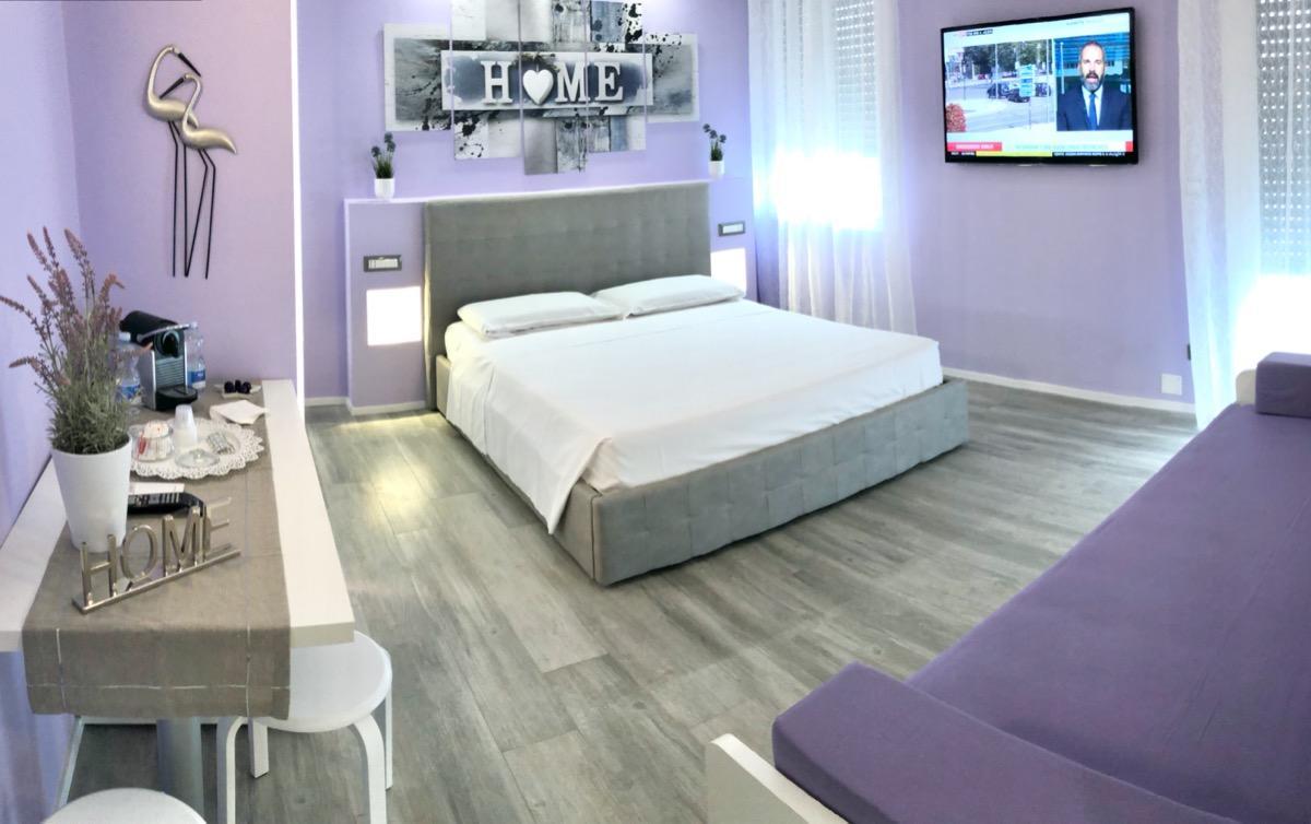 camera doppia/tripla LILLA