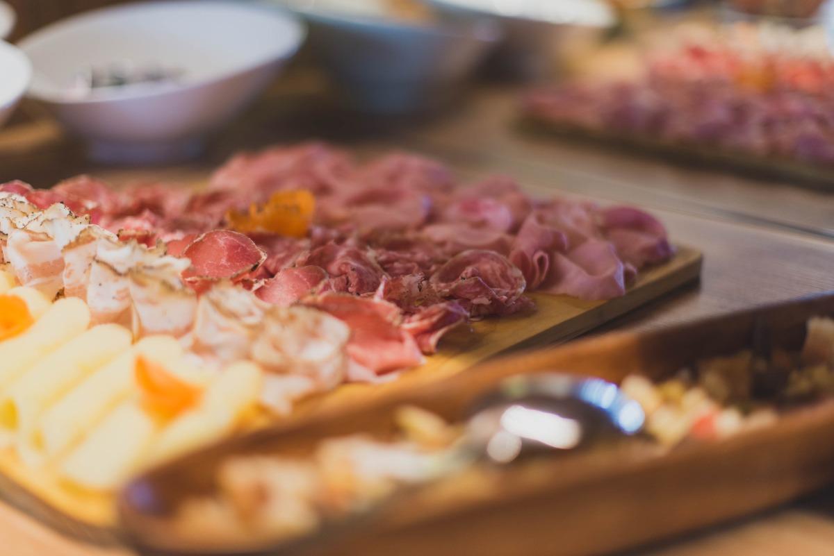 La colazione di B&B HOTEL VILLA CAMPITELLO