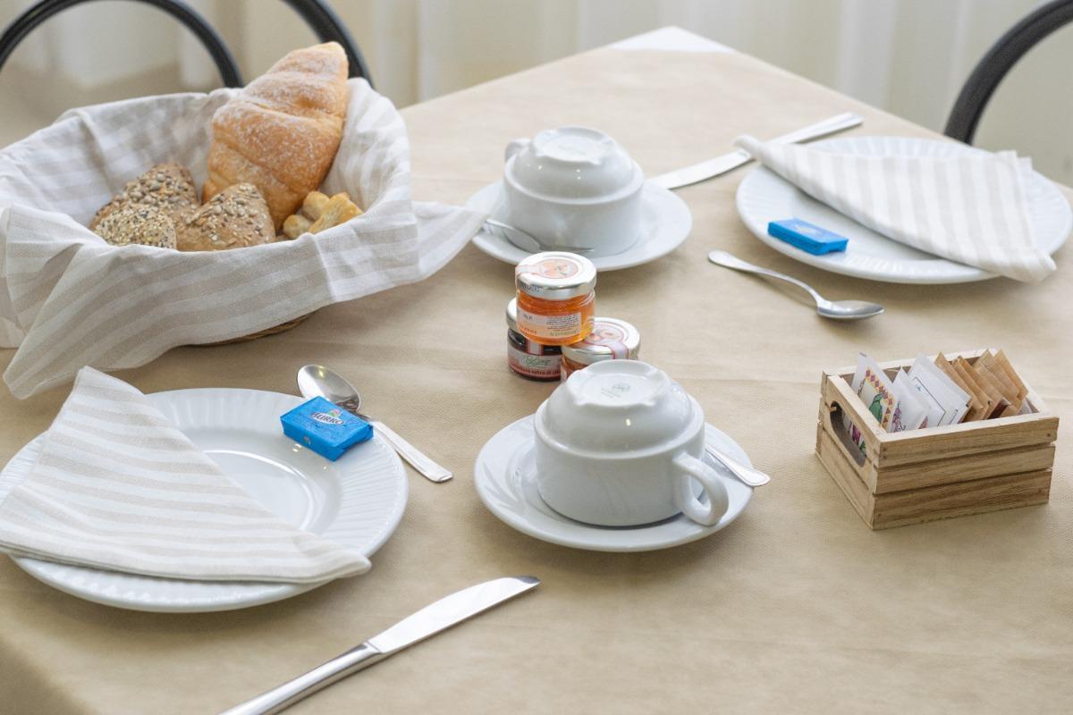 La colazione di HOTEL KENNEDY