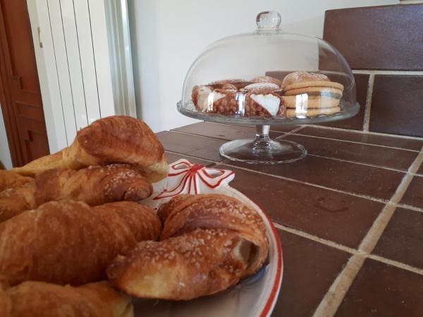 La colazione di VILLA ADA B&B