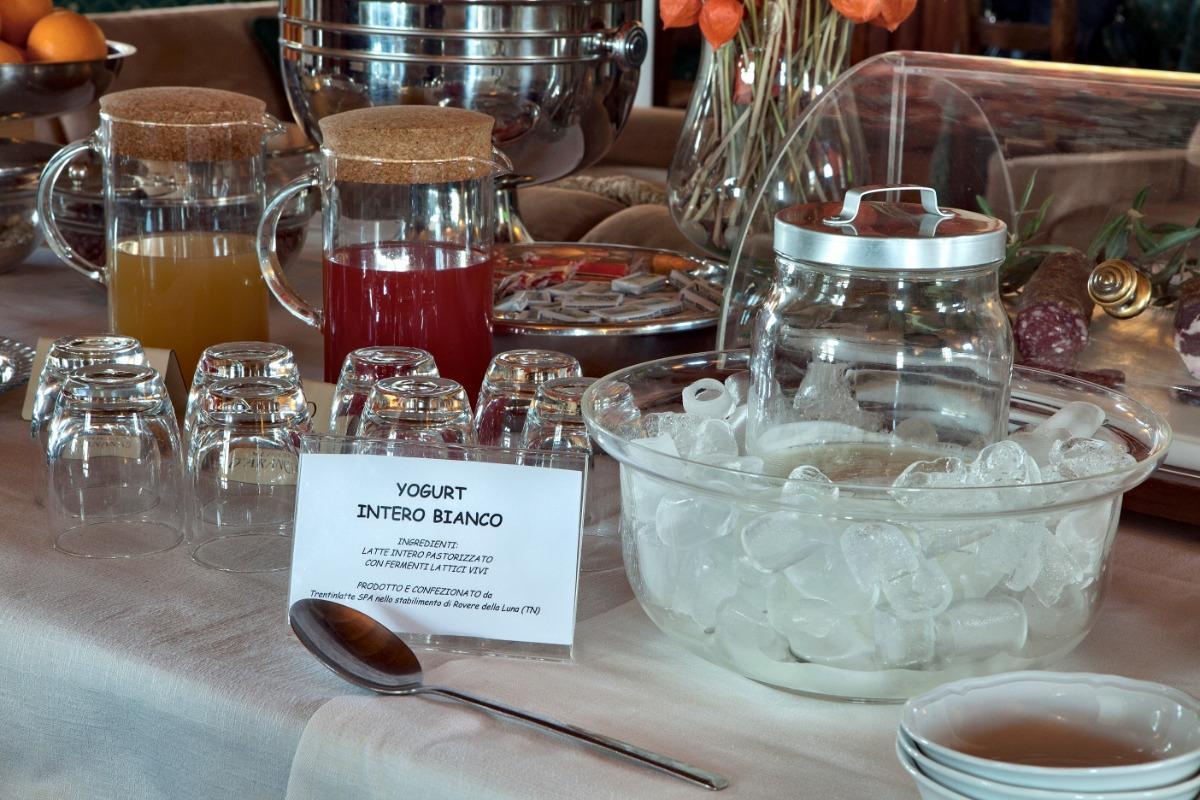 La colazione di POGGIO DEGLI OLIVI