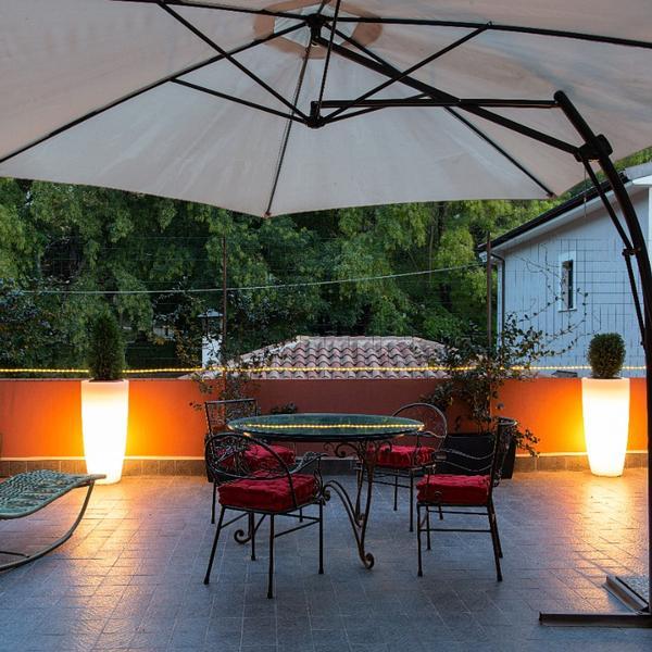 la terrazza sul parco suite