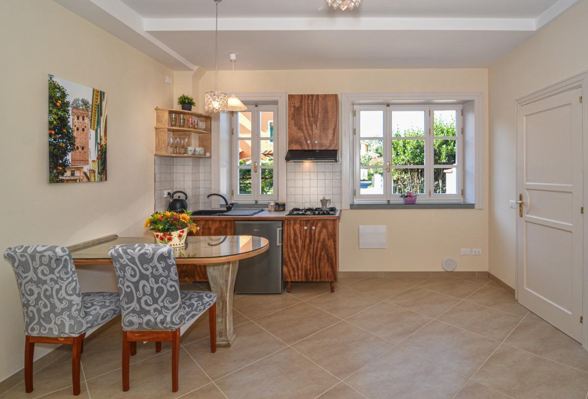 Deluxe Apartment Grond Floor
