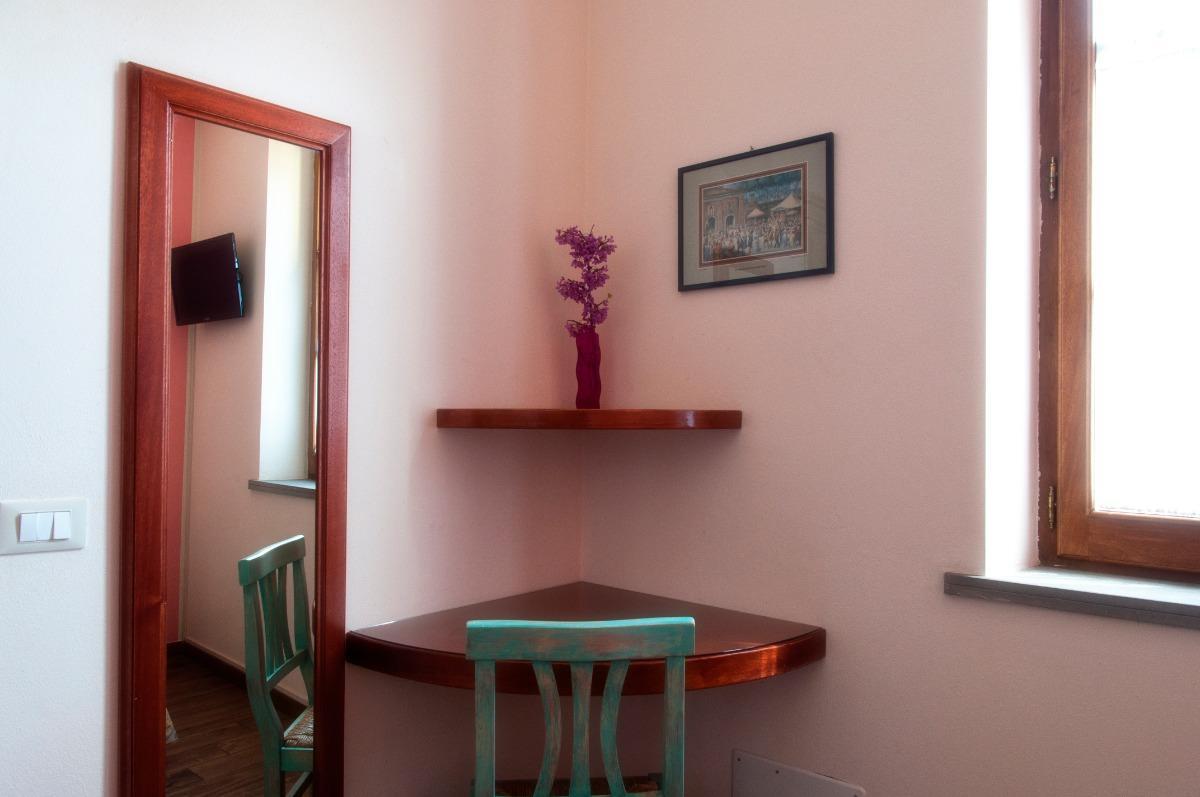 Singola bagno esterno privato