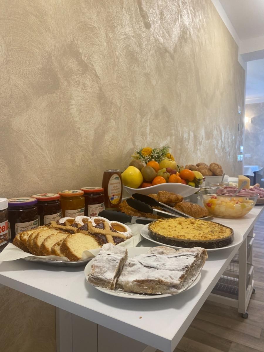 La colazione di THE SECRET PLACE