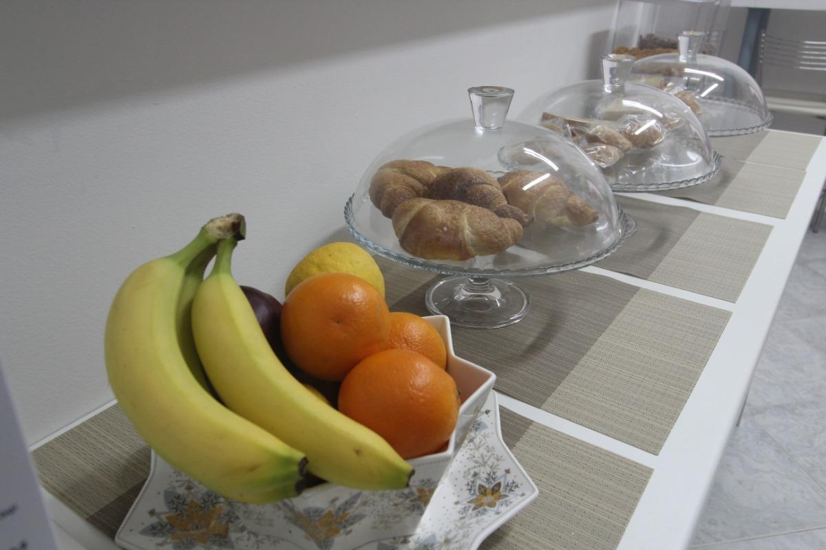 La colazione di SOGNANDOCASAB&B TORTORA