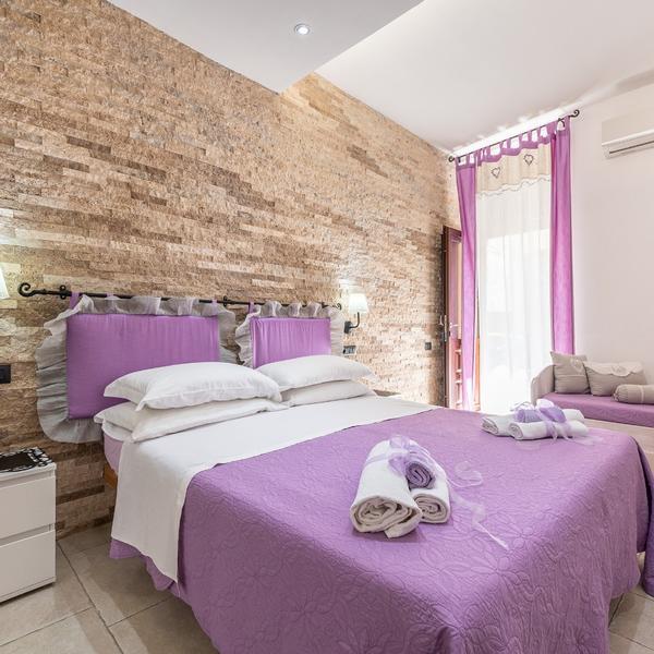 appartamento il lillà