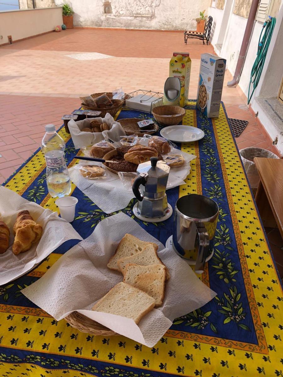 La colazione di IL CASALE DEGLI DEI