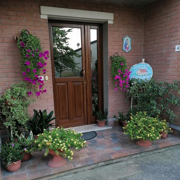 a casa di nonno celeste
