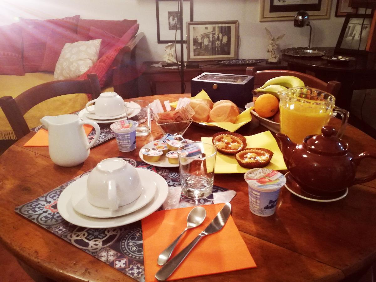 La colazione di B&B VELOCIPEDE