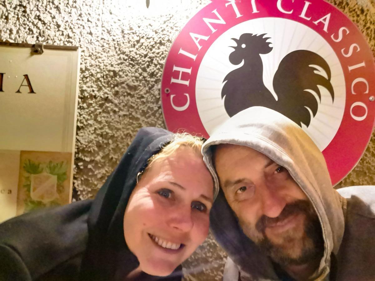 Clarissa e Claudio