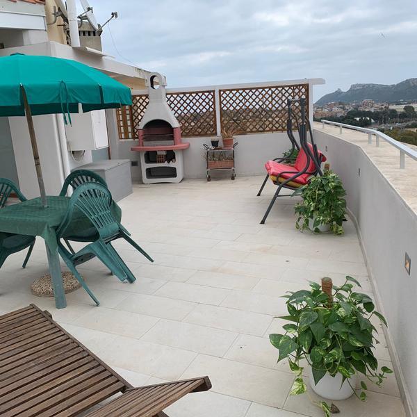 attico via della pineta