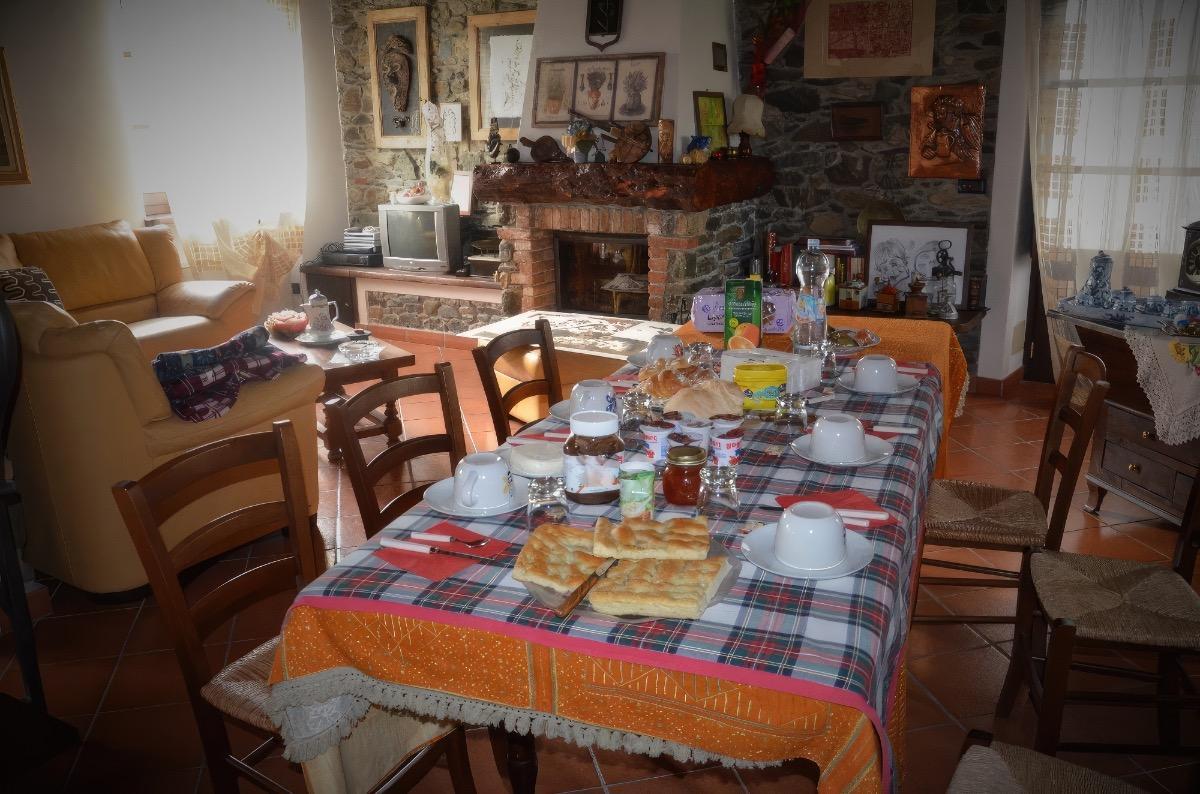 La colazione di MOLINO DI LANCIN