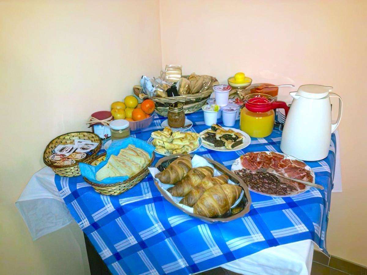 La colazione di IL PRADACCIO