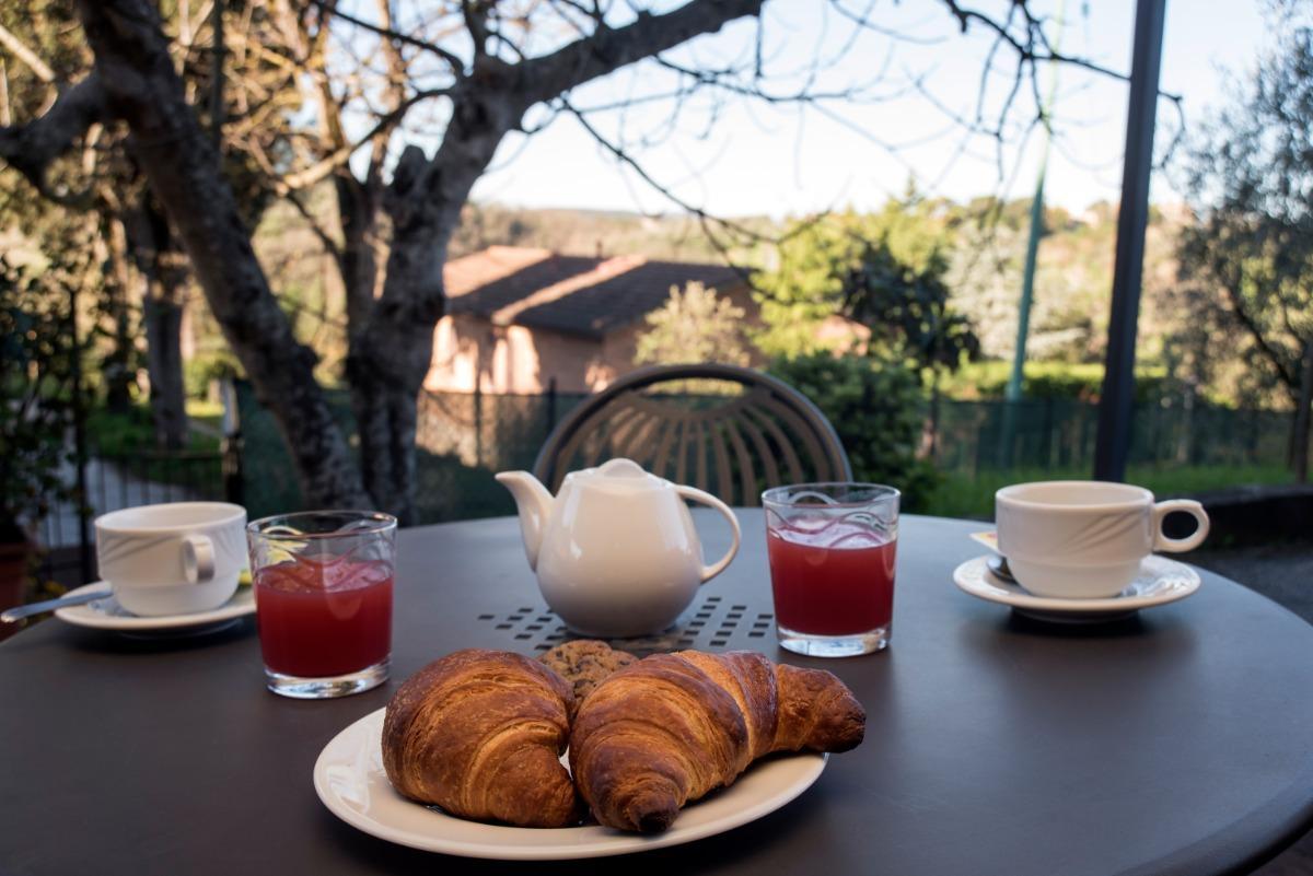 La colazione di B&B GLI ARCHI