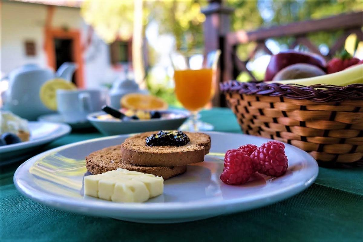 La colazione di LA MIA OASI