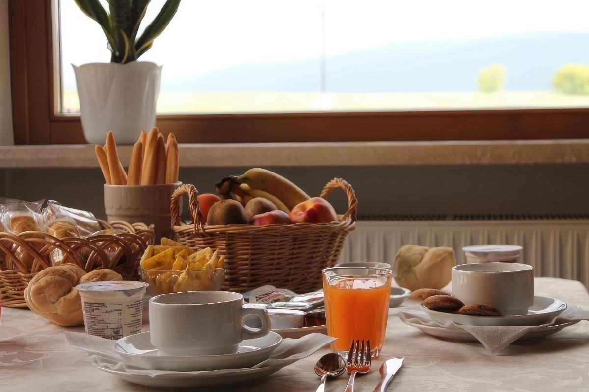 La colazione di B&B ANTICO BINARIO