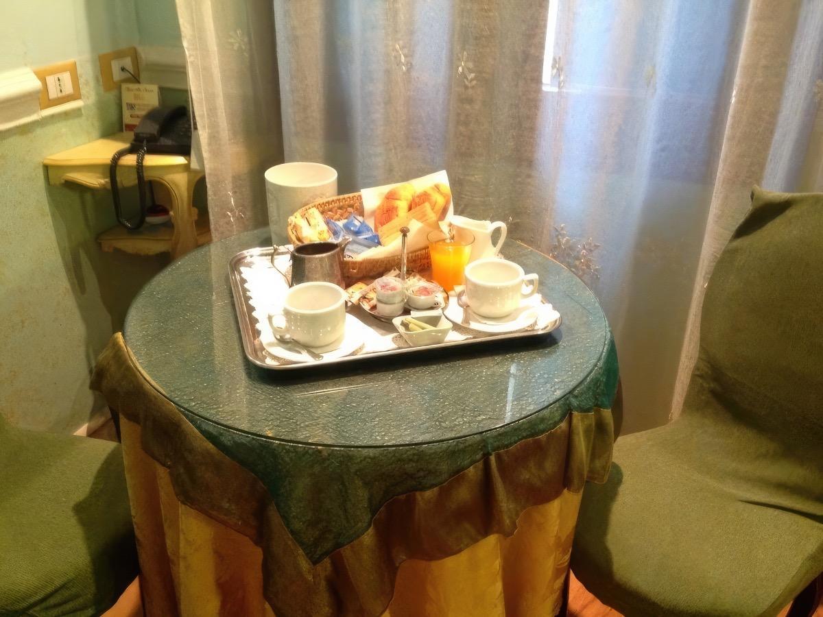 La colazione di CASA FENICE