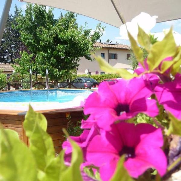bed and breakfast pergolato di sotto