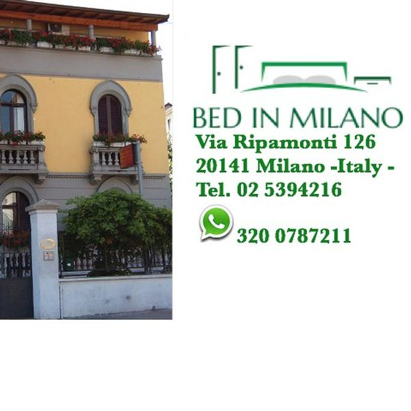 bed & bed in milano