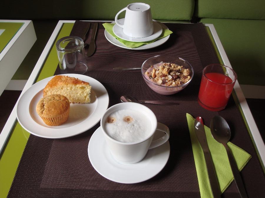 La colazione di B&B LEOPOLDO