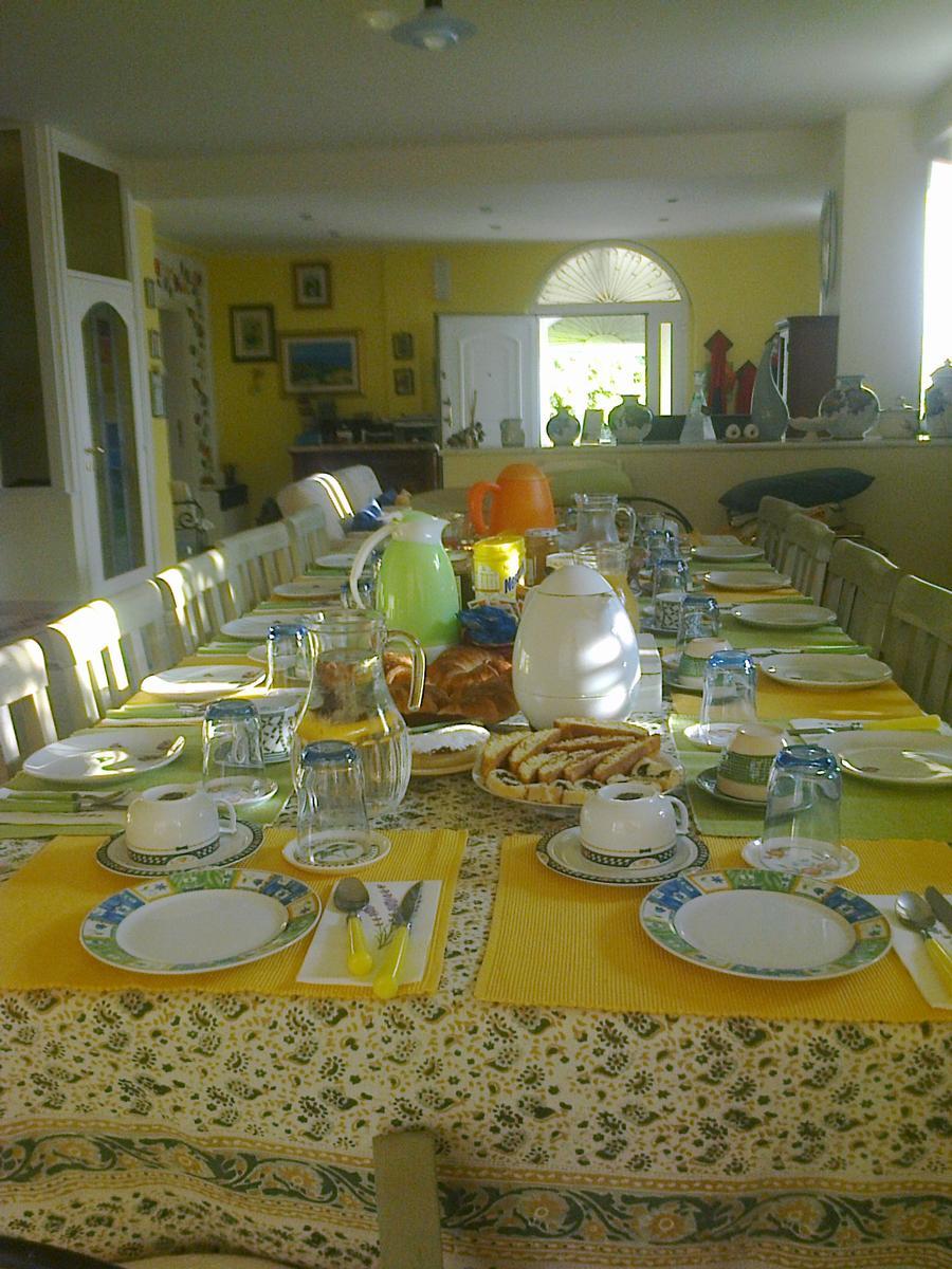 La colazione di DIMORA DEI PRIORI
