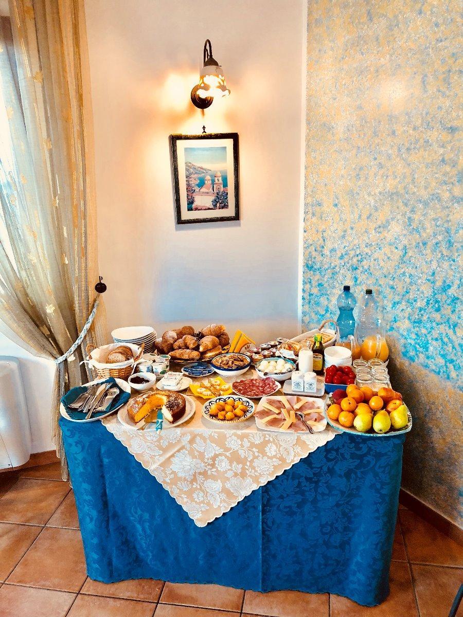La colazione di FARFALLE E GABBIANI