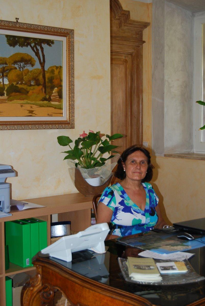 Il gestore di Casale Sant'Angelo