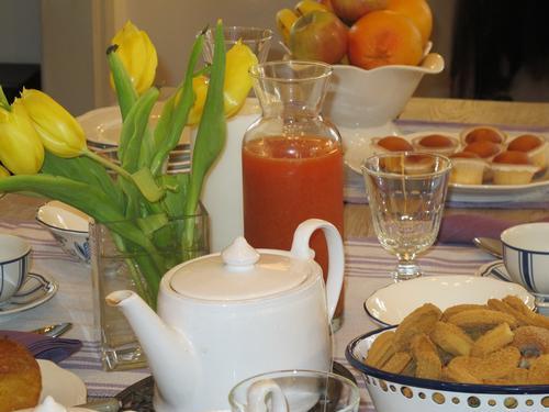 La colazione di B&B DELLA ROCCA