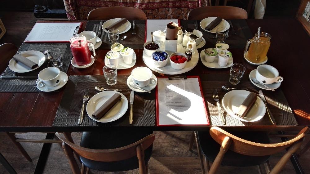La colazione di IL GIARDINO DI GIULIA
