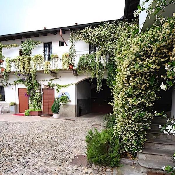 b&b e appartamenti antica corte milanese