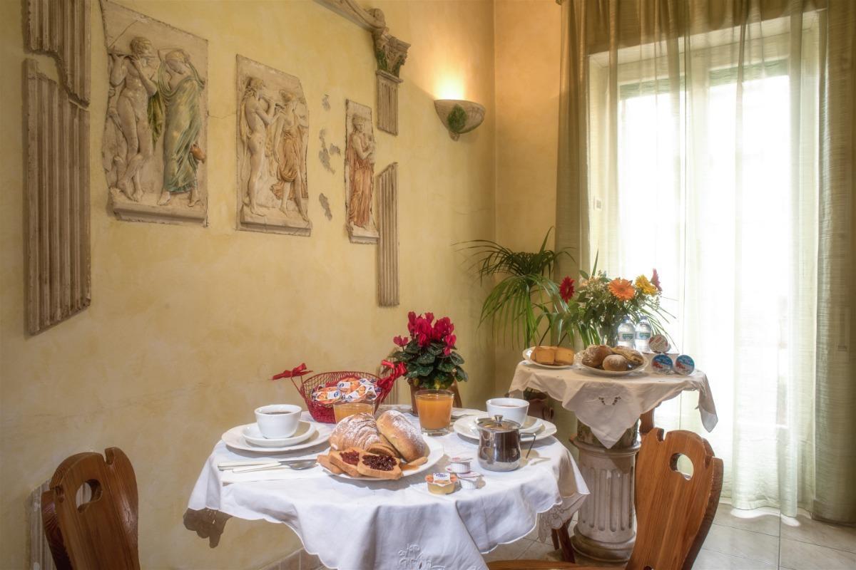 La colazione di GIORNATE ROMANE