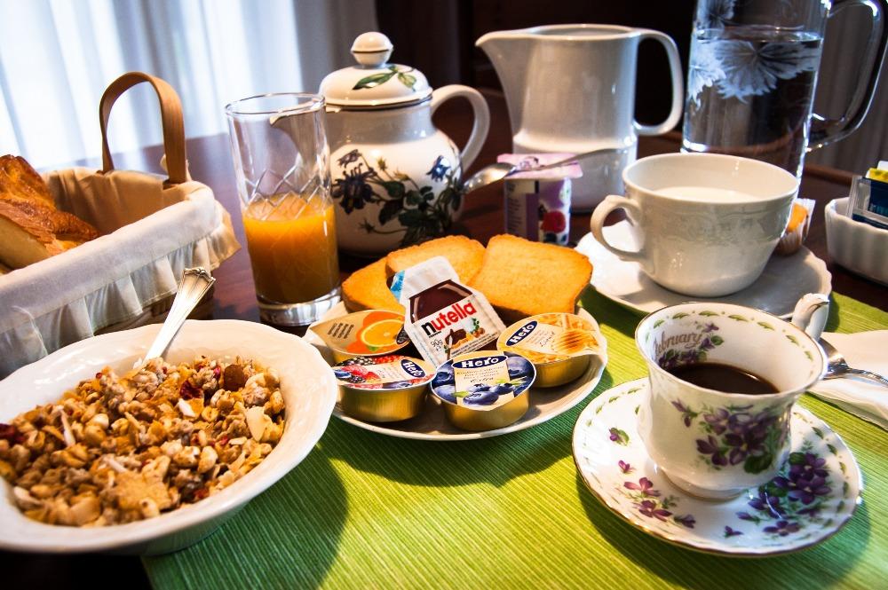 La colazione di CASA TECLA