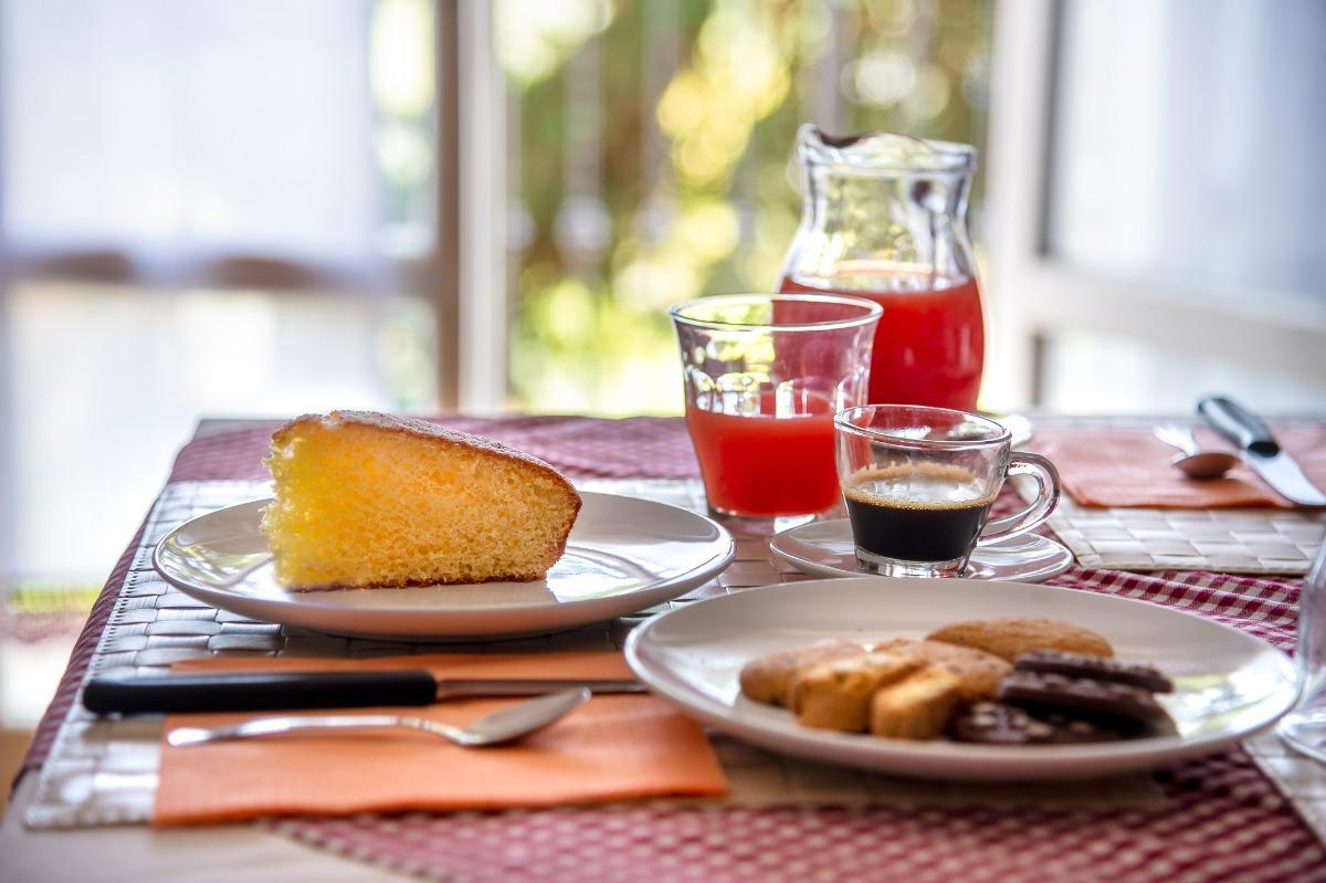 La colazione di LA GRADINA B&B